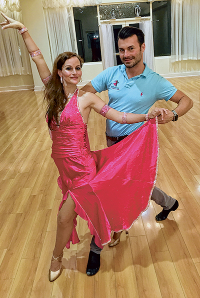 The Foxtrot among easiest of dances to learn