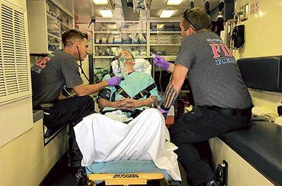 Celebrate first responders during EMS Week, May 21-27