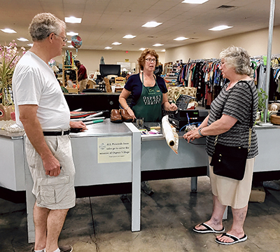 Osprey Village celebrates independence with opening event
