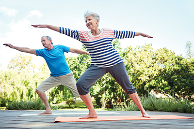 Worried about falling? Tips to improve balance