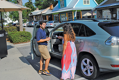 Lack of parking remains a challenge in Old Town