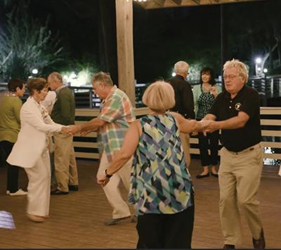Shag dancing and beach music, staples of coastal living