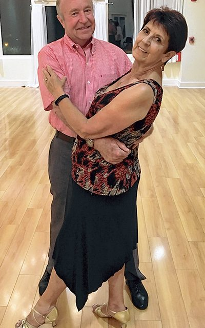 The benefits of dancing for husbands and wives