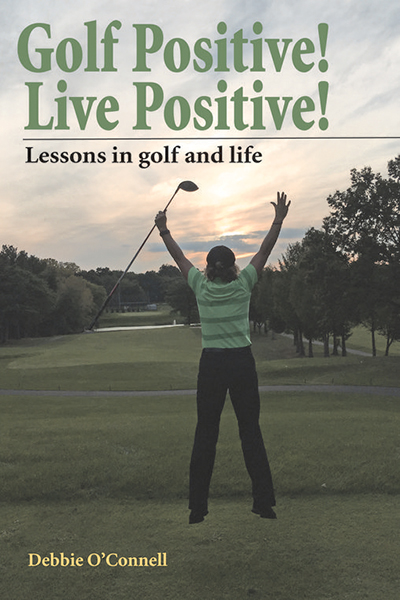 Inspirational book offers tips to play positive golf