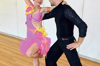 Samba: From street dance to ballroom competition
