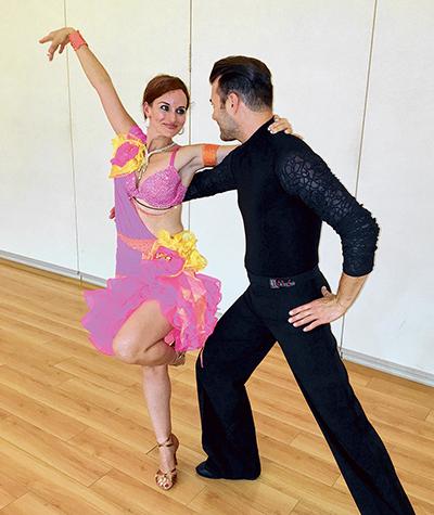 Samba: From street dance to ballroom competition