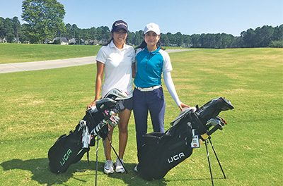 IJGA cultivates future  shining stars of golf