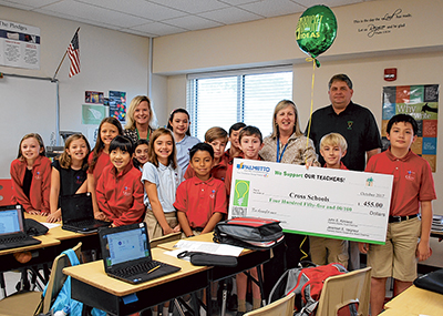 Area students are winners with Bright Ideas grants