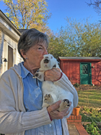 A lifetime of caring for animals brings out rock star qualities