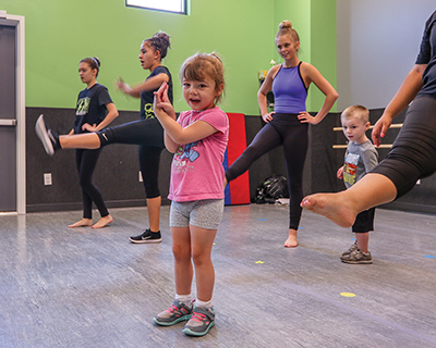 Art of the dance has special meaning in this class