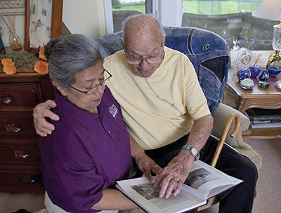 Linking past to present; the benefits of memories