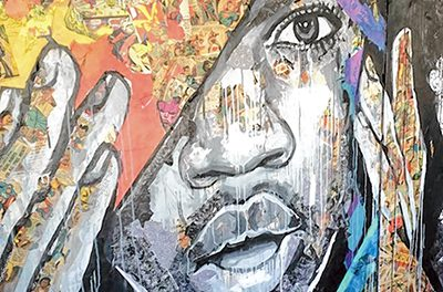 Morris Center to feature Amiri Farris in mural project