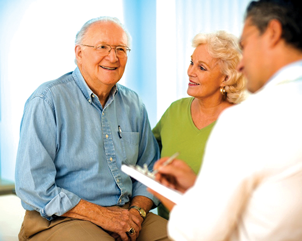 Benefit vs. risk in  prostate cancer screening