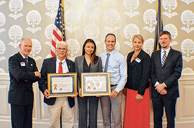 Two Beaufort County companies awarded global business honors