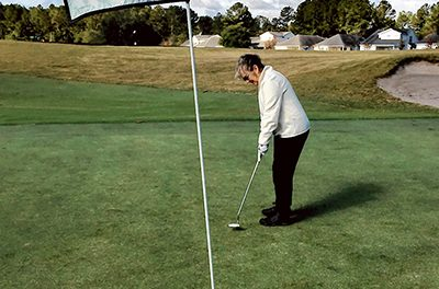 Proposed changes to golf rules could make game more fun