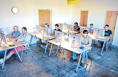 Pilot coding class for adults to begin in February