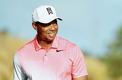 The 'Tiger Woods' effect and what it means to golf
