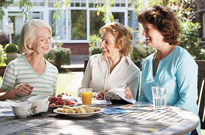 Setting reasonable caregiver goals can improve the situation