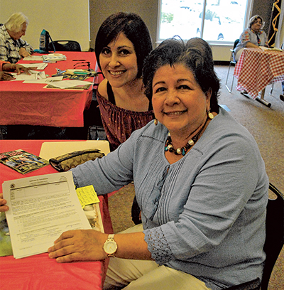 Citizenship workshop helps pave way for new Americans