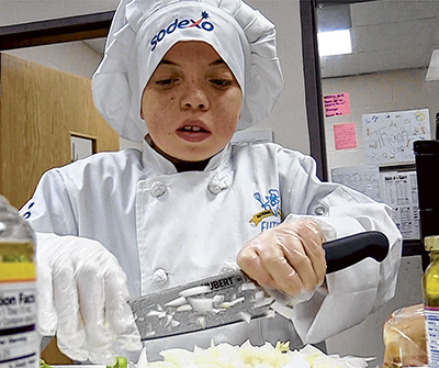 Bluffton fifth grader wins Future Chef honors