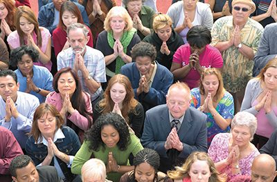 Shared worship brings individuals, communities together