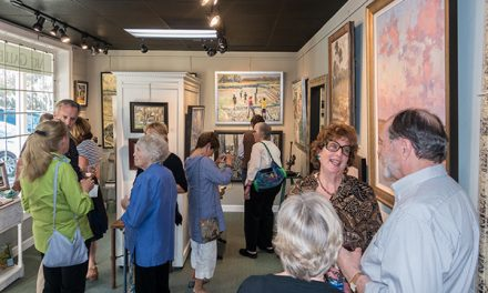 After defining itself over two decades, art scene flourishing