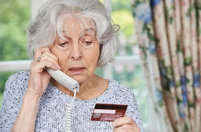 Pay attention: Con artists are out to scam seniors