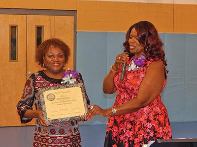 Jasper County NAACP honors outstanding women