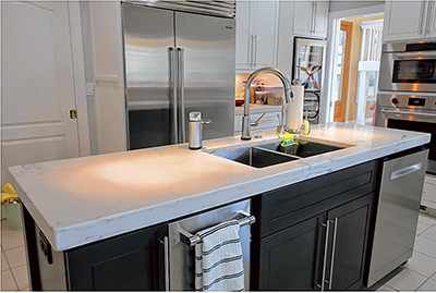 How To Make A Small Kitchen Feel Look Bigger Than It Is Bluffton Sun