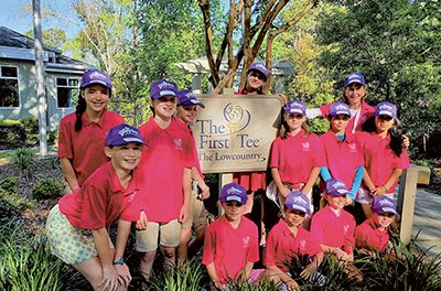 First Tee honors locals with Leadership Awards