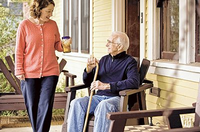 Three ways in-home care can help family members