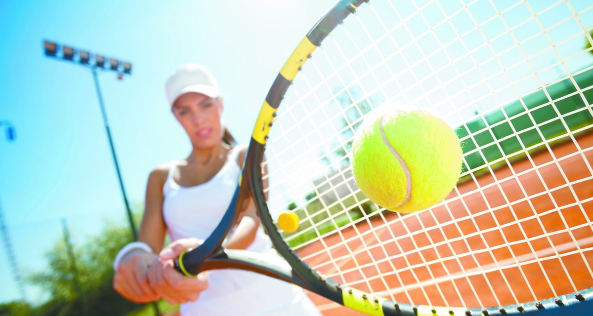The recurring case of ROG tennis balls: not just for kids
