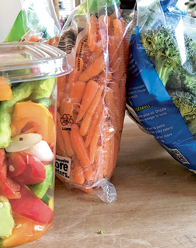 Quick, simple ways to make plant-based eating easy