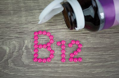 B12 deficiency might affect nerves, balance, memory