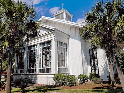 Bluffton history influenced by faith community