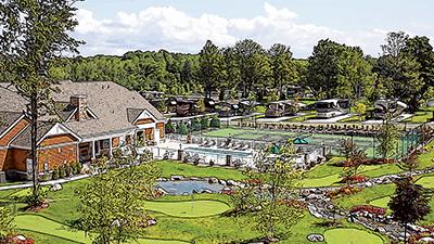 Luxury RV park might resolve golf course development battle