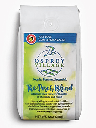 Have a cup o' joe and support Osprey Village