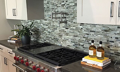 Simple backsplash can elevate kitchen's style