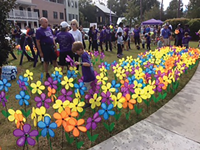 You can join the fight against Alzheimer's Disease