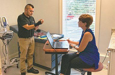 Bluffton-Jasper VIM clinic moves to permanent home