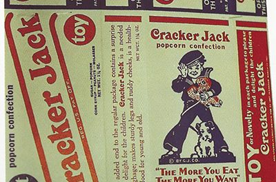 Cracker Jack,  where have you gone?
