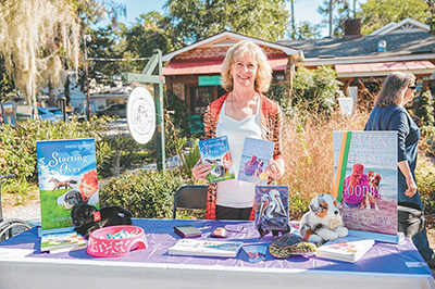 Book Festival bring authors, books to Bluffton