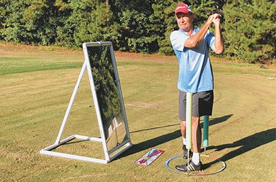 New to golf? Hire a pro, take a lesson