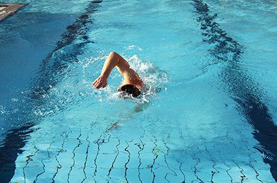 Swim strokes are good or bad depending on effect under water