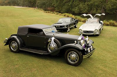 1931 Stutz Convertible wins top honor at Concours