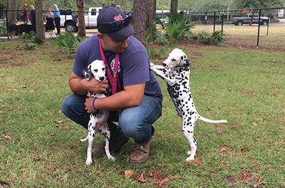 After years in the works, Bluffton Dog Park finally opens