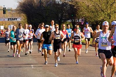 Island marathon named RRCA's Southern Region Championship