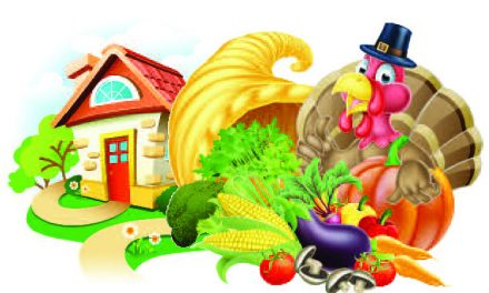Real estate, turkeys, politics and healthy helping of laughter