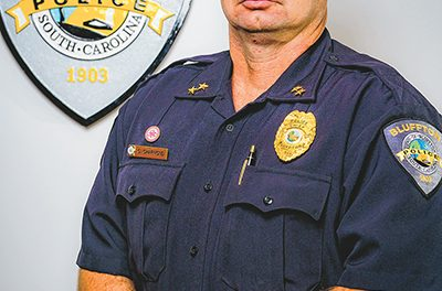New police chief sees growth, finds diversity, seeks to serve