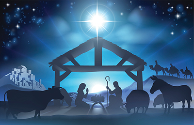 True gifts of Christmas are love, joy, hope, peace